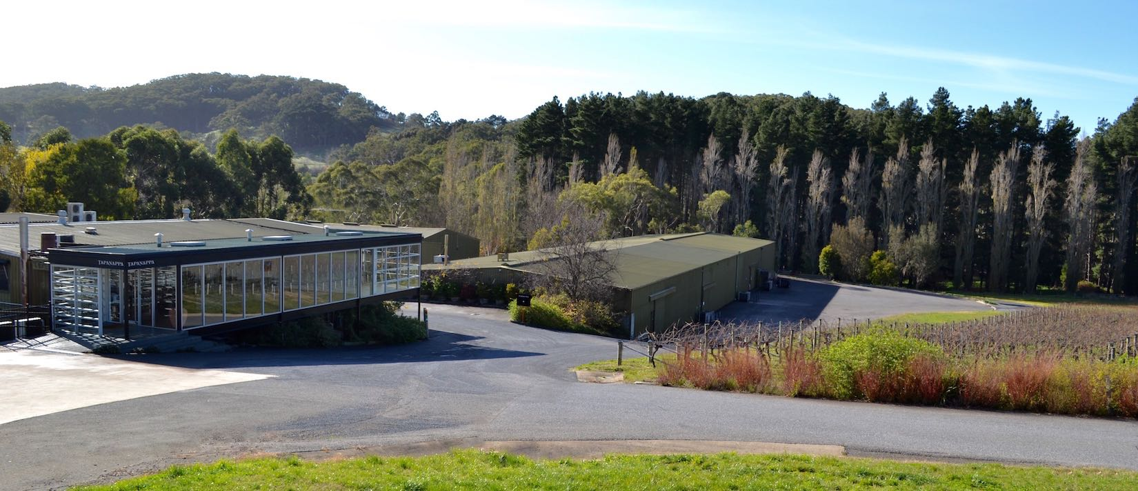 Tapanappa Winery and Cellar Door
