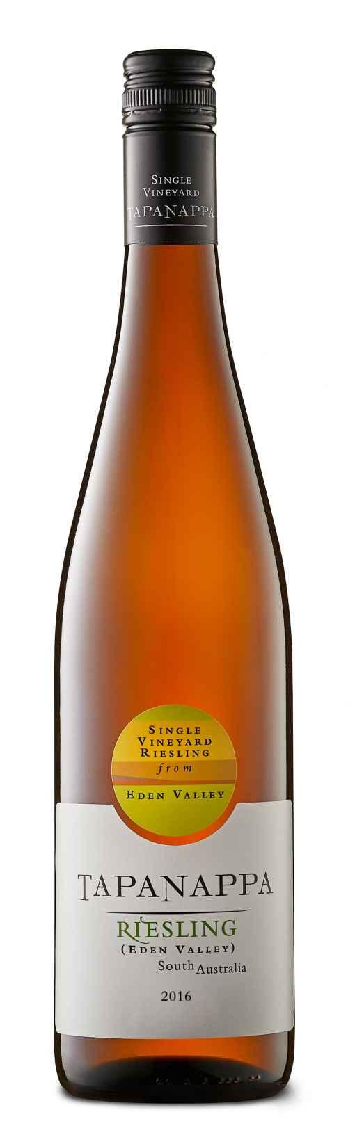 Tapanappa Eden Valley 2016 Riesling bottleshot