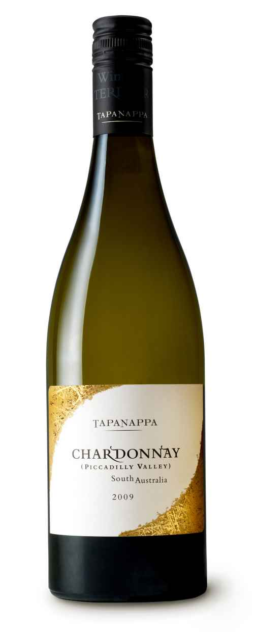 Tapanappa 2009 Piccadilly Valley Chardonnay bottleshot
