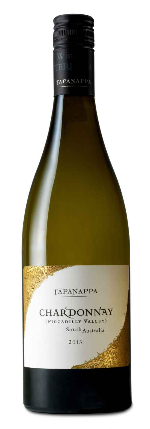 Tapanappa Piccadilly Valley 2013 Chardonnay bottleshot