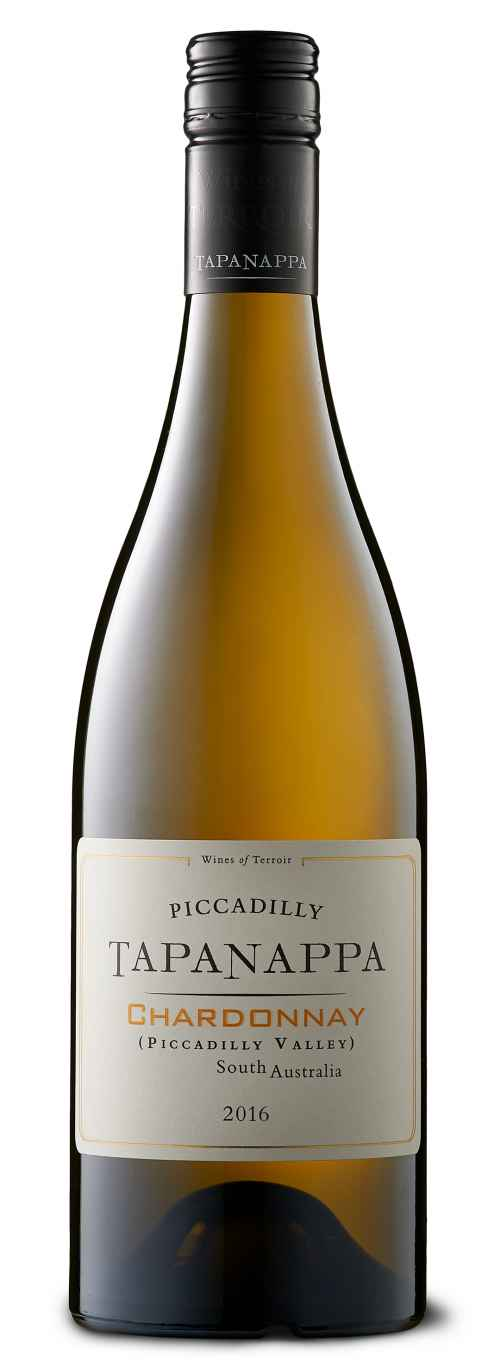 Tapanappa Piccadilly Valley 2016 Chardonnay bottleshot