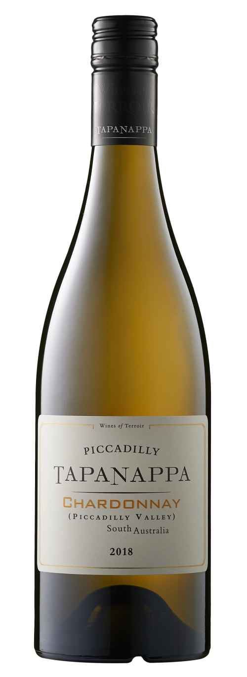 Tapanappa Piccadilly Valley 2018 Chardonnay Bottleshot