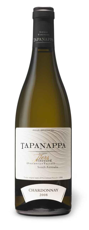 Tapanappa Tiers Vineyard 2008 Chardonnay bottleshot