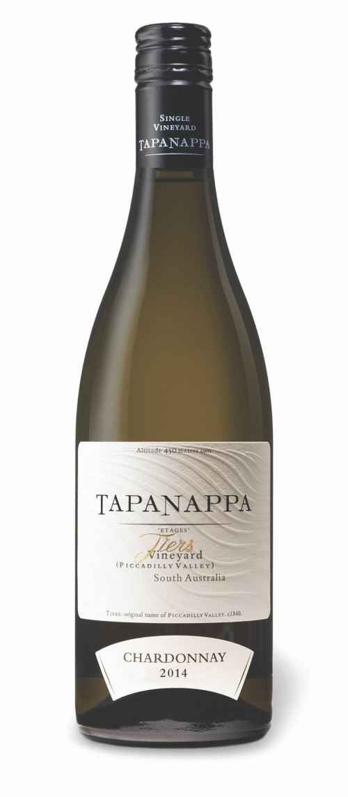 Tapanappa Tiers Vineyard 2014 Chardonnay bottle image