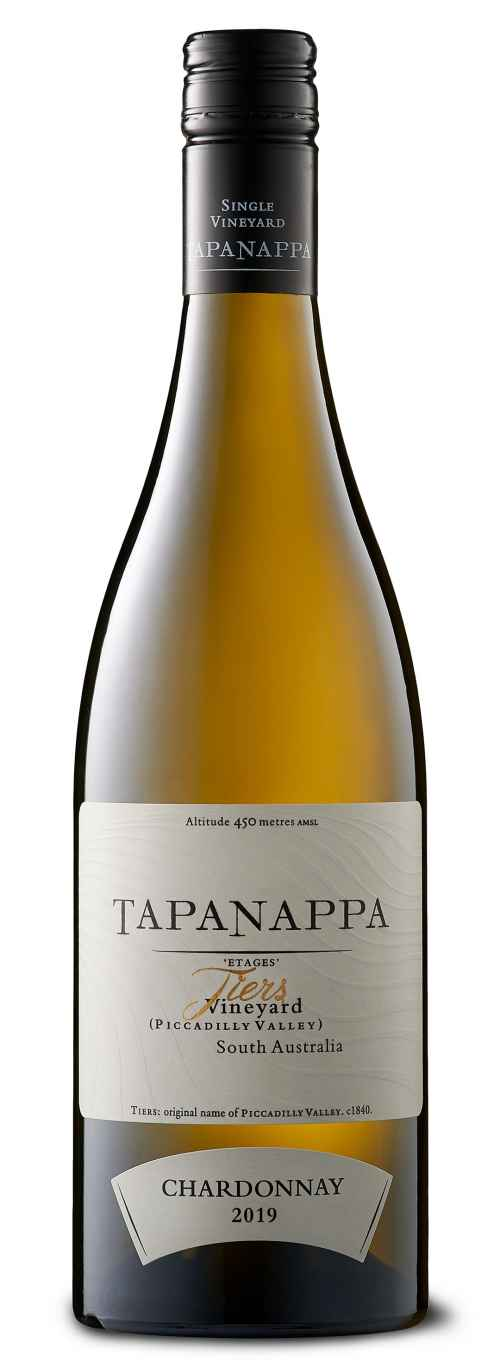 Tapanappa Tiers Vineyard 2019 Chardonnay bottleshot