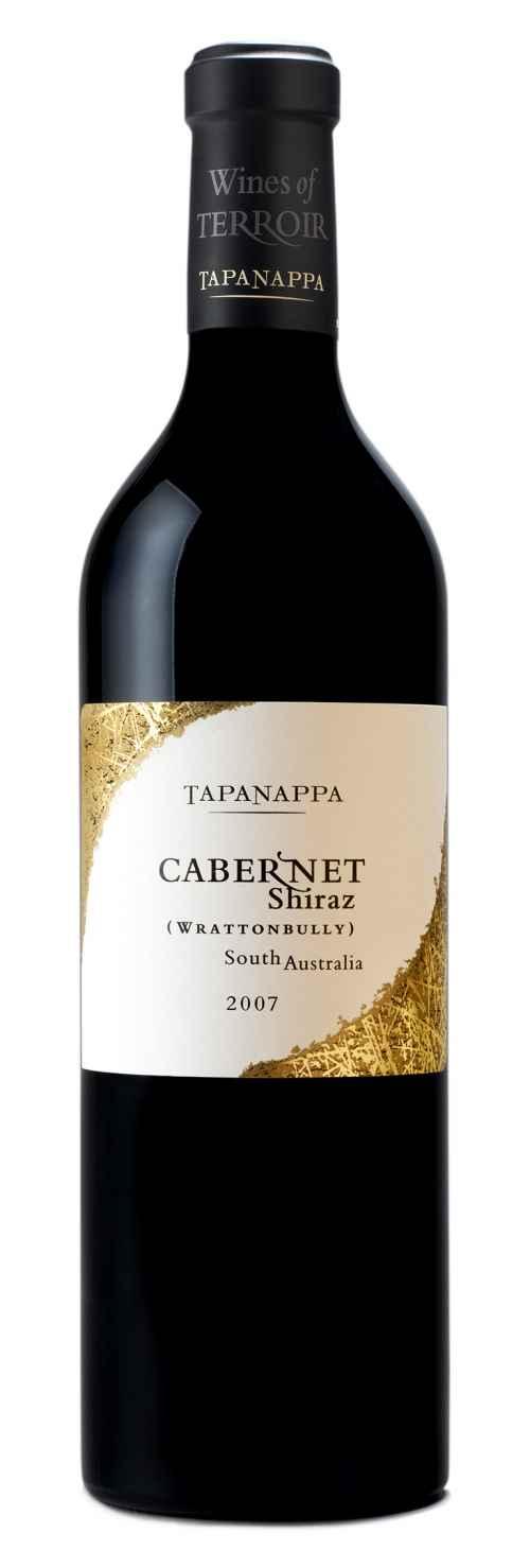 Tapanappa 2007 Wrattonbully Cabernet Shiraz bottleshot