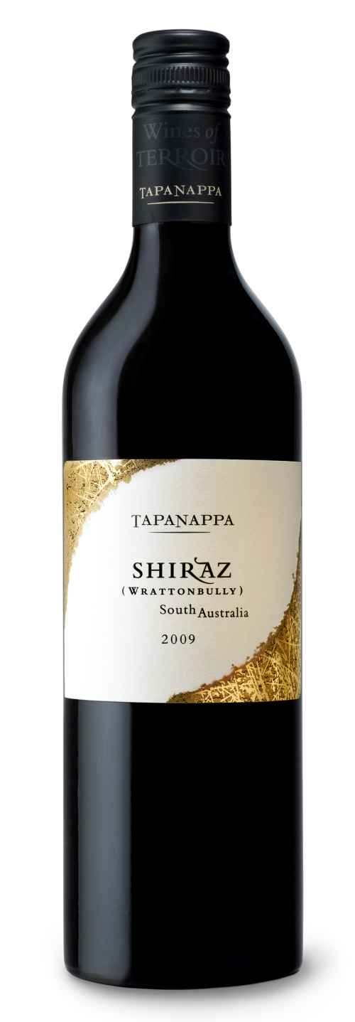 Tapanappa 2009 Wrattonbully Shiraz bottleshot