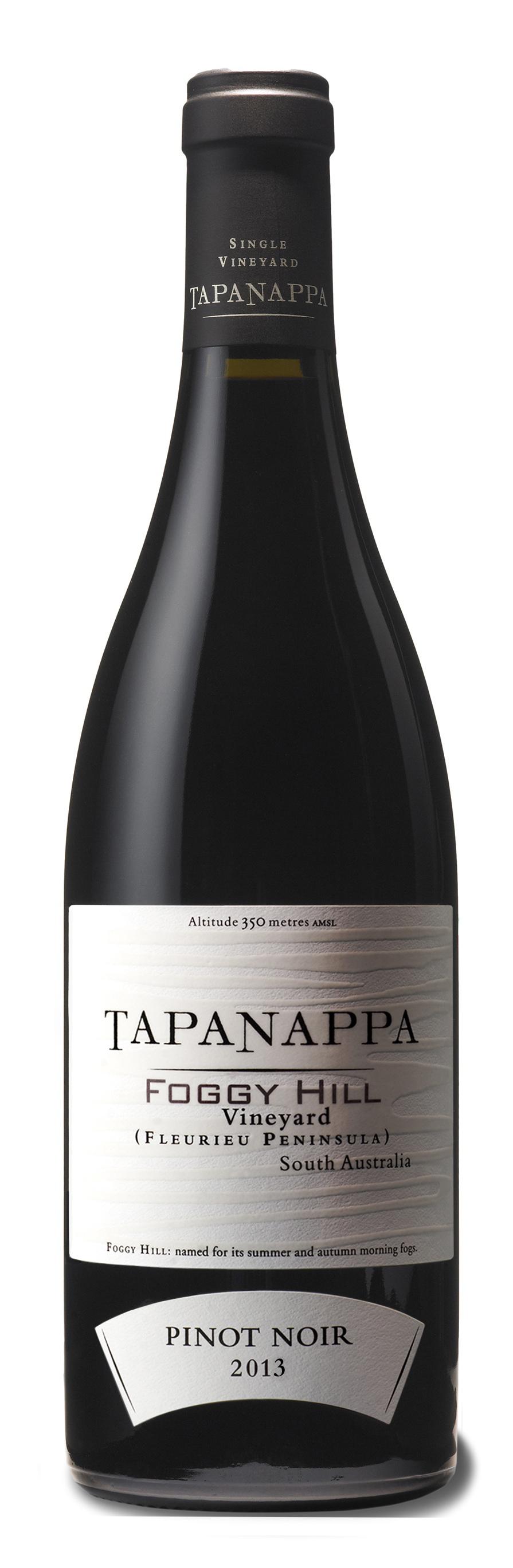 Tapanappa Foggy Hill Vineyard 2013 Pinot Noir