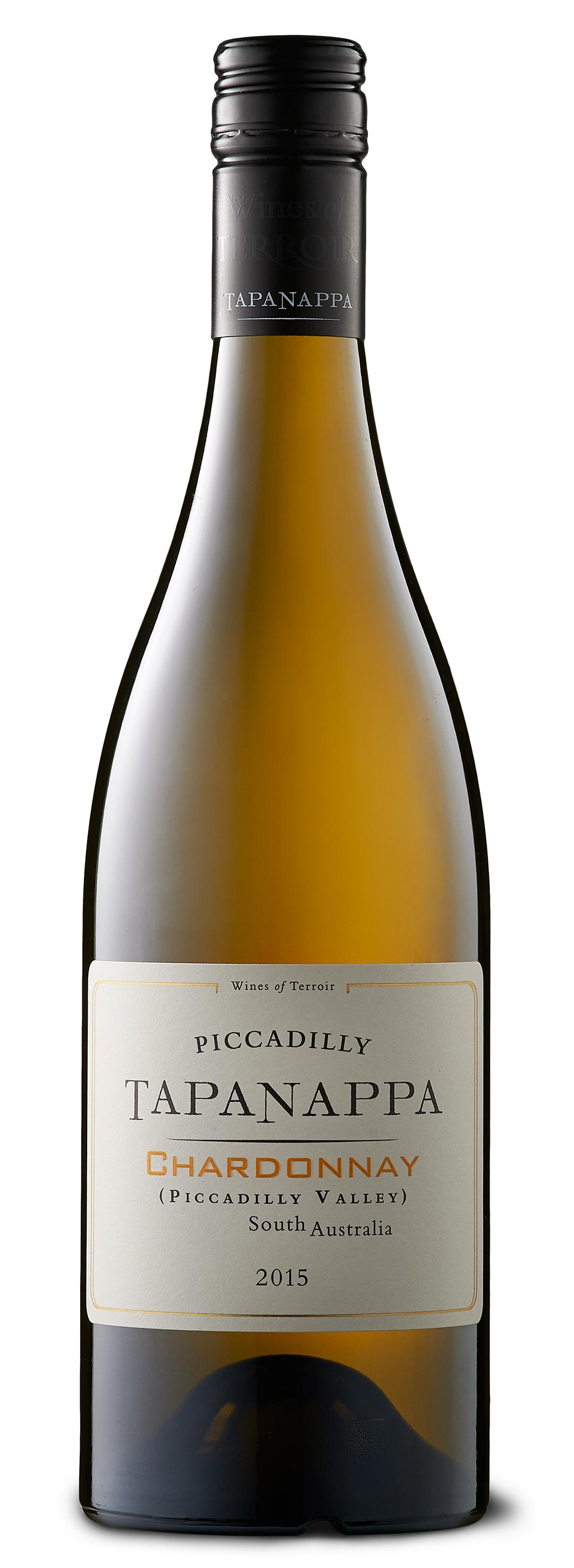 Tapanappa Piccadilly Valley 2015 Chardonnay bottleshot